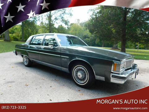 1983 Oldsmobile Ninety-Eight for sale at Morgan's Auto Inc in Paoli IN