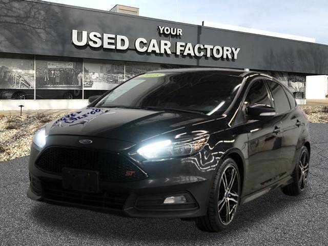 2015 Ford Focus for sale at JOELSCARZ.COM in Flushing MI