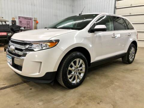 2013 Ford Edge for sale at S&J Auto Sales in South Haven MN