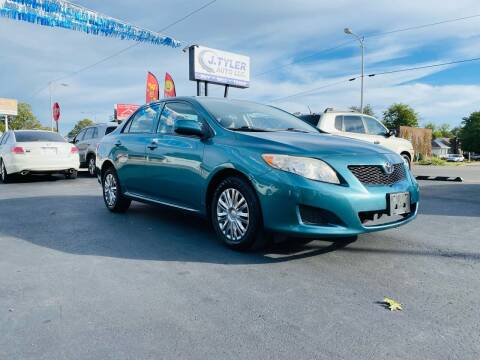 2009 Toyota Corolla for sale at J. Tyler Auto LLC in Evansville IN