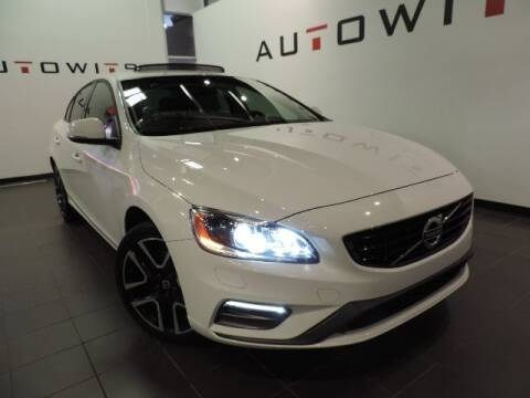 2017 Volvo S60 for sale at AutoWits in Scottsdale AZ