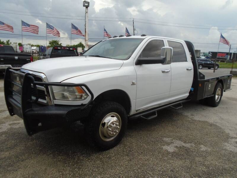 2012 RAM Ram Chassis 3500 for sale in Houston, TX