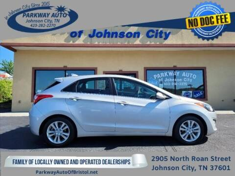 2013 Hyundai Elantra GT for sale at PARKWAY AUTO SALES OF BRISTOL - PARKWAY AUTO JOHNSON CITY in Johnson City TN