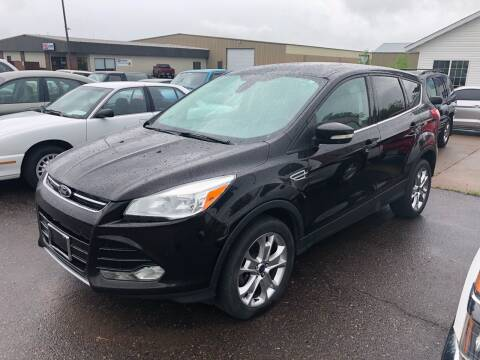 2013 Ford Escape for sale at Blakes Auto Sales in Rice Lake WI