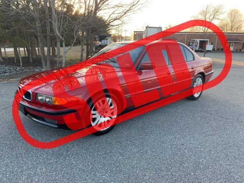 2000 BMW 7 Series for sale at CarzStudio in Fredericksburg VA