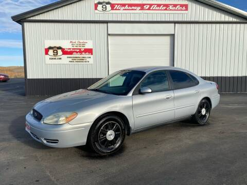2007 Ford Taurus for sale at Highway 9 Auto Sales - Visit us at usnine.com in Ponca NE