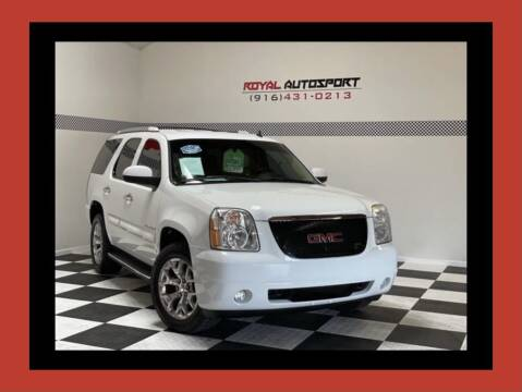 2008 GMC Yukon for sale at Royal AutoSport in Sacramento CA
