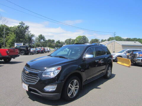 2016 Chevrolet Equinox for sale at Auto Choice of Middleton in Middleton MA