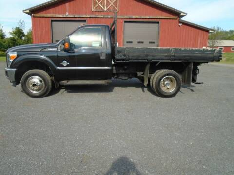 2012 Ford F-350 Super Duty for sale at Celtic Cycles in Voorheesville NY