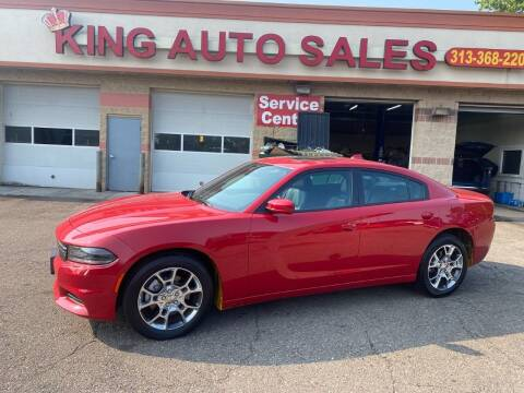 2015 Dodge Charger for sale at KING AUTO SALES  II in Detroit MI