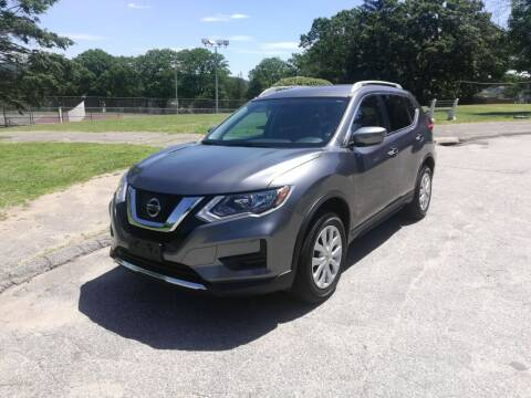 2017 Nissan Rogue for sale at UNITED AUTO SALES & SERVICE  INC in Waterbury CT