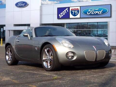 2007 Pontiac Solstice for sale at Szott Ford in Holly MI