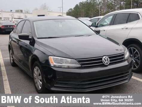 2015 Volkswagen Jetta for sale at Carol Benner @ BMW of South Atlanta in Union City GA