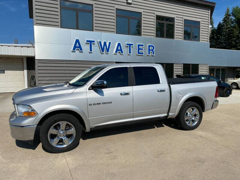 2011 RAM Ram Pickup 1500 for sale at Atwater Ford Inc in Atwater MN