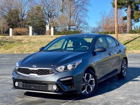 2019 Kia Forte for sale at Sebar Inc. in Greensboro NC