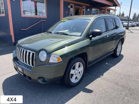 2007 Jeep Compass for sale at Sabeti Motors in Tacoma WA