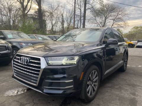 2017 Audi Q7 for sale at Car Online in Roswell GA