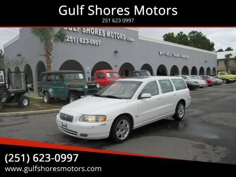 2006 Volvo V70 for sale at Gulf Shores Motors in Gulf Shores AL