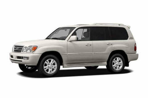 2005 Lexus LX 470 for sale at Chantilly Auto Sales in Chantilly VA