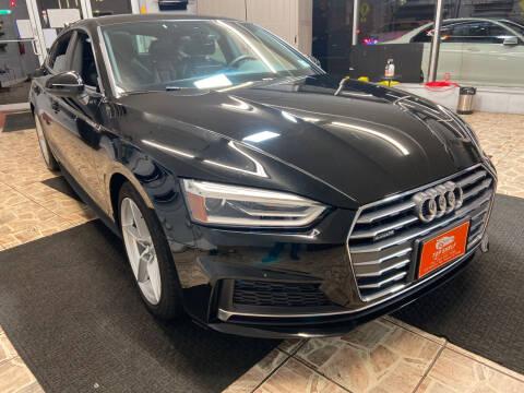 2018 Audi A5 Sportback for sale at TOP SHELF AUTOMOTIVE in Newark NJ