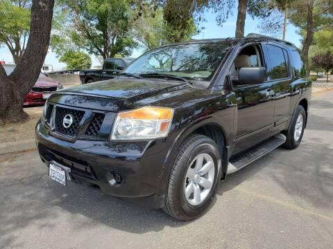 2013 Nissan Armada for sale at Matador Motors in Sacramento CA