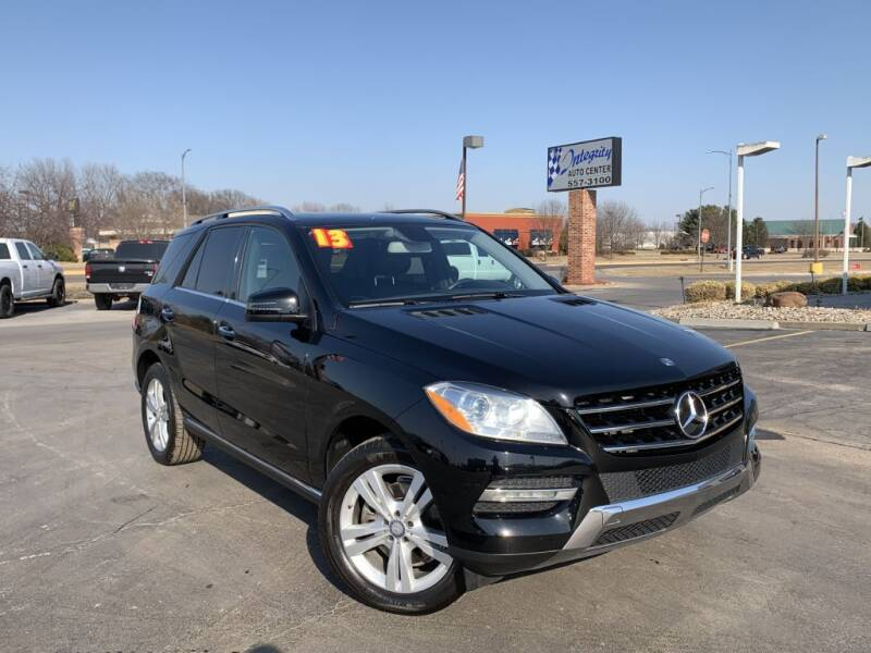 2013 Mercedes-Benz M-Class for sale at Integrity Auto Center in Paola KS