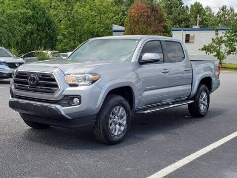 2019 Toyota Tacoma for sale at Gentry & Ware Motor Co. in Opelika AL