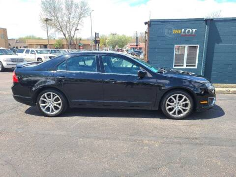 2012 Ford Fusion for sale at THE LOT in Sioux Falls SD