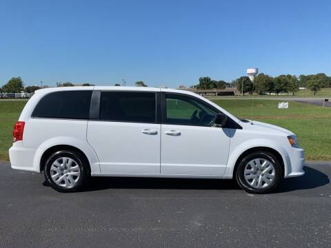 2018 Dodge Grand Caravan for sale at B & W Auto in Campbellsville KY