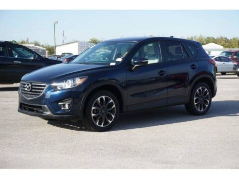 2016 Mazda CX-5 for sale at FREDY KIA USED CARS in Houston TX