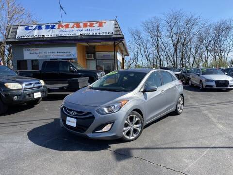 2015 Hyundai Elantra GT for sale at CARMART Of New Castle in New Castle DE