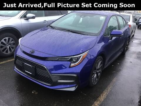 2020 Toyota Corolla for sale at Royal Moore Custom Finance in Hillsboro OR