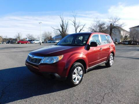 2010 Subaru Forester for sale at AMERICAR INC in Laurel MD