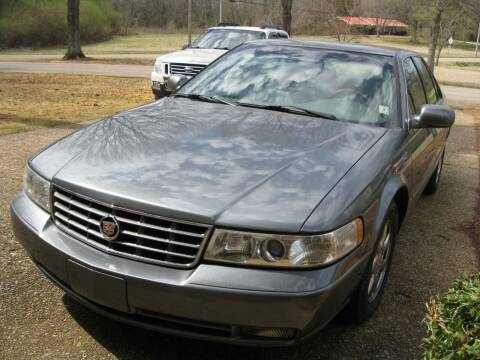 2004 Cadillac Seville for sale at C H BURNS MOTORS INC in Baldwyn MS