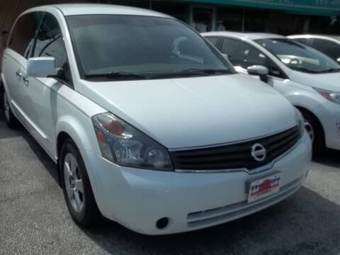 2008 Nissan Quest for sale at PJ's Auto World Inc in Clearwater FL