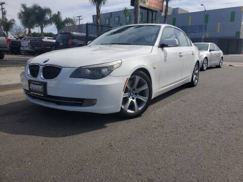2008 BMW 5 Series for sale at GENERATION 1 MOTORSPORTS #1 in Los Angeles CA