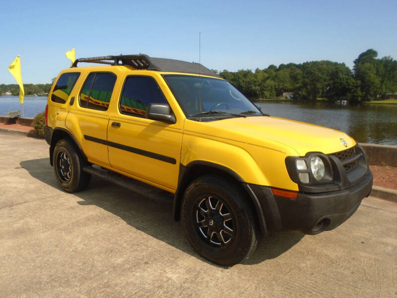 2004 Nissan Xterra for sale at Lake Carroll Auto Sales in Carrollton GA