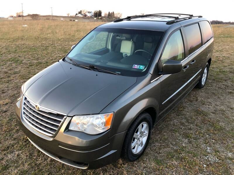 2010 Chrysler Town and Country for sale at Linda Ann's Cars,Truck's & Vans in Mount Pleasant PA