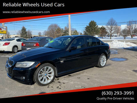 2011 BMW 3 Series for sale at Reliable Wheels Used Cars in West Chicago IL