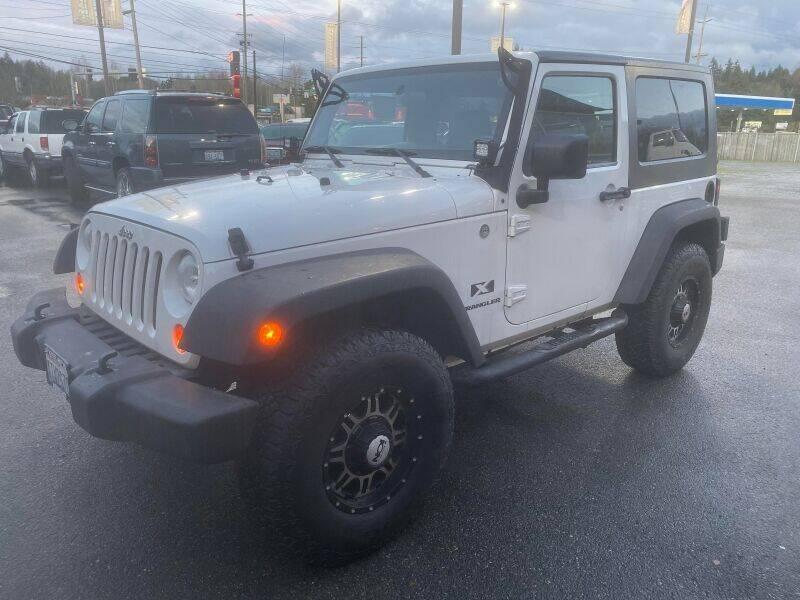 2009 Jeep Wrangler for sale in Monroe, WA