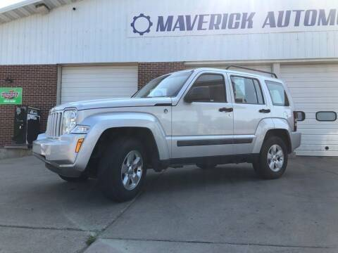 2012 Jeep Liberty for sale at Maverick Automotive in Arlington MN