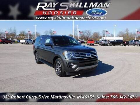 2020 Ford Expedition for sale at Ray Skillman Hoosier Ford in Martinsville IN