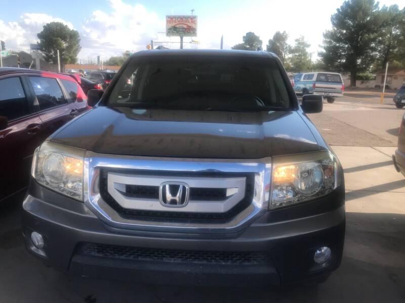 2011 Honda Pilot for sale at Fiesta Motors Inc in Las Cruces NM