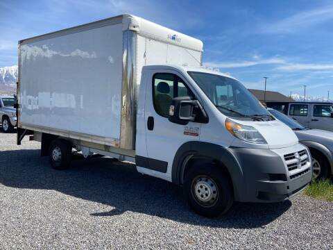 2014 RAM ProMaster Cab Chassis for sale at Shamrock Group LLC #1 in Pleasant Grove UT