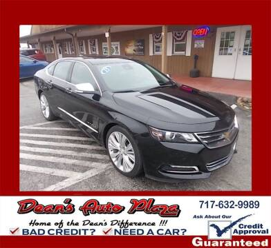 2015 Chevrolet Impala for sale at Dean's Auto Plaza in Hanover PA