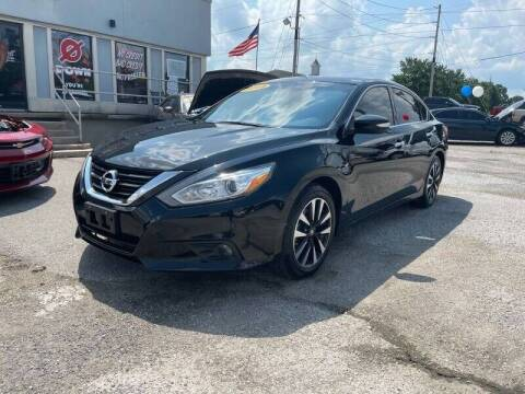 2018 Nissan Altima for sale at Bagwell Motors in Lowell AR
