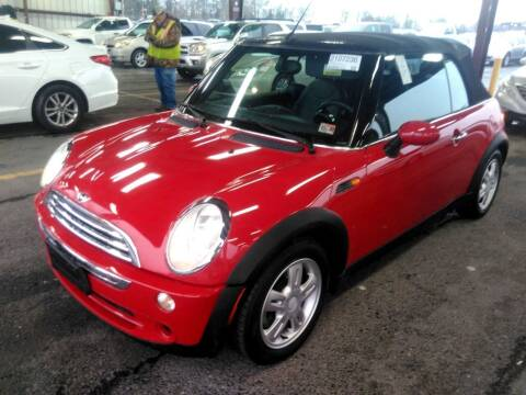 2006 MINI Cooper for sale at Angelo's Auto Sales in Lowellville OH