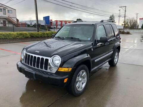 2006 Jeep Liberty for sale at South Tacoma Motors Inc in Tacoma WA