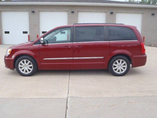 2012 Chrysler Town and Country for sale at Thurk Bros Auto in St Bonifacius MN