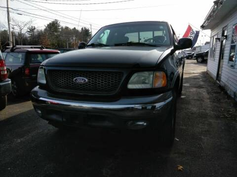 2003 Ford F-150 for sale at Plaistow Auto Group in Plaistow NH